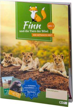 Finn und die Tiere der Bibel (NO. 1)