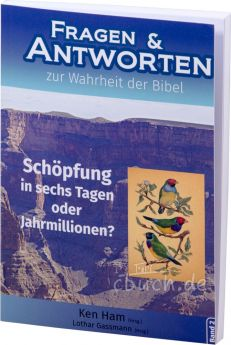 Ham/Gassmann (Hrg.): Fragen & Antworten zur Wahrheit der Bibel - Band 2