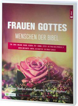 Barber/Rasnake/Shepherd: Frauen Gottes - Menschen der Bibel - Ein Kurs