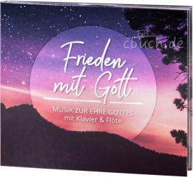 Frieden mit Gott (Audio-Musik-CD)