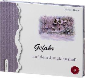 Herbert Dawin: Gefahr auf dem Jungklaushof (MP3-Hörbuch)