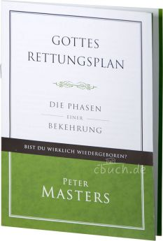 Masters: Gottes Rettungsplan