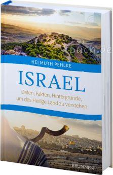 Helmuth Pehlke: Israel - Daten, Fakten, Hintergründe