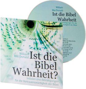William MacDonald: Ist die Bibel Wahrheit? (MP3-Hörbuch)