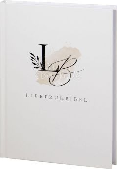 Stille Zeit Journal - LIEBEZURBIBEL