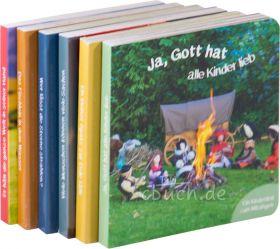 Kinderlieder zum Mitsingen - Pappe-Buch-Paket 2