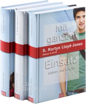 Martyn Lloyd-Jones-Paket - 3 Bücher