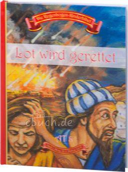 Die Regenbogen-Kinderbibel - Lot wird gerettet - AT 8