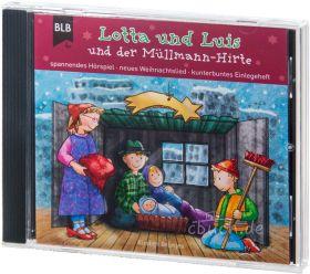 Brünjes: Lotta und Luis und der Müllmann-Hirte (Audio-Hörspiel)