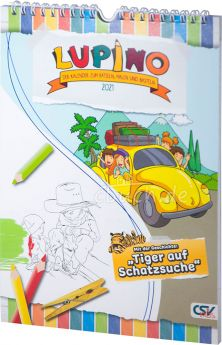 Lupino 2021 - Kinderkalender