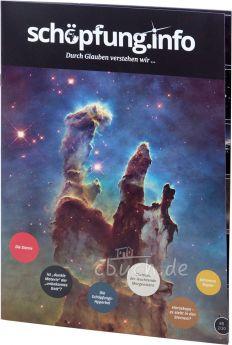 Magazin Schöpfung.info Nr. 8 - Sterne