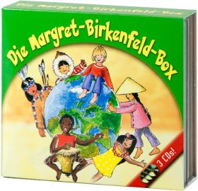 Die Margret-Birkenfeld-CD-Box 1