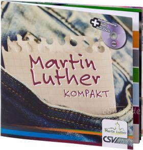 Martin Luther kompakt - Heft + DVD