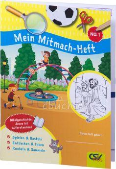 Mein Mitmach-Heft - No. 1