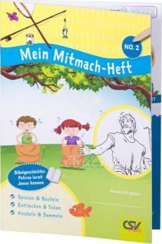Mein Mitmach-Heft - No. 2