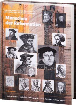André Gujer: Menschen der Reformation