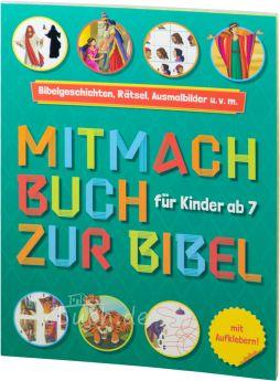 Mitmachbuch zur Bibel - für Kinder ab 7 Jahren