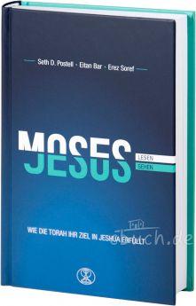 Postell/Bar/Soref: Moses lesen, Jesus sehen