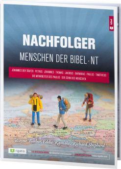 Barber, Rasnake, Shepherd: Nachfolger - Menschen der Bibel NT