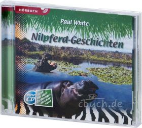 Paul White: Nilpferd-Geschichten (MP3-Hörbuch)