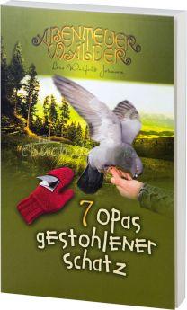 Johnson: Opas gestohlener Schatz - Die Abenteuerwälder 7