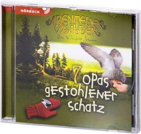 Johnson: Opas gestohlener Schatz - Die Abenteuerwälder 7 (MP3-Hörbuch)