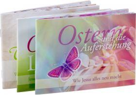 Paket Osterhefte - Grußhefte zu Ostern - Betanien Verlag