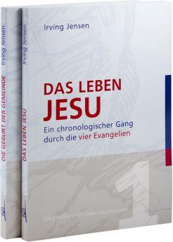 Irving Jensen: Paket Jensen - Ein Bibelkurs mit vielen Diagrammen - Betanien Verlag