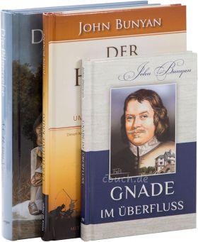 Paket: John Bunyan - 3 Bücher