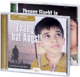 Paket: Zhang (2 Audio-CDs)