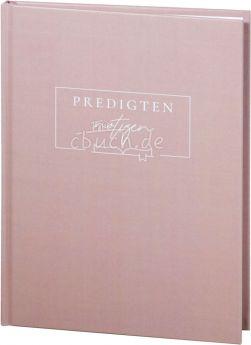 Predigten Notizbuch - LIEBEZURBIBEL