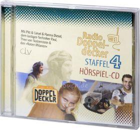 Radio Doppeldecker - Staffel 4 (Audio-Hörspiel)