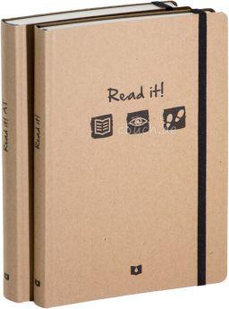 Paket Read it! AT + NT - Bibelleseplan mit Notizen
