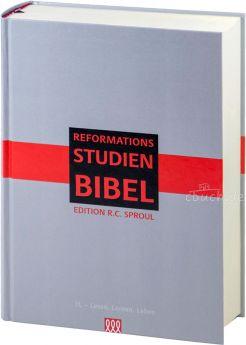 Reformations-Studien-Bibel 2017 - Version grau