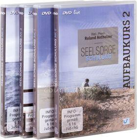 Antholzer: Seelsorge Schulung Grundkurse 1-4 (DVDs)