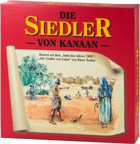 Die Siedler von Kanaan - Gesellschaftsspiel