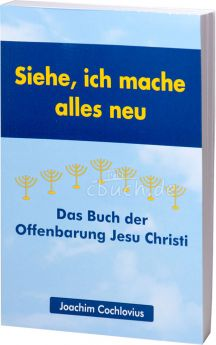 Joachim Cochlovius: Siehe, ich mache alles neu - VTR