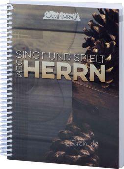 Liederbuch: Singt und spielt dem Herrn - Spiralbindung - Impact