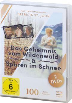 Patricia St. John: Spuren im Schnee / Das Geheimnis vom Wildenwald (DVD)