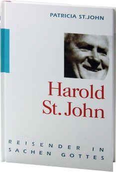 Patricia St. John: Harold St. John Biografie