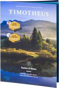Timotheus Magazin Nr. 22 - 01/2016 - Fasten & Beten