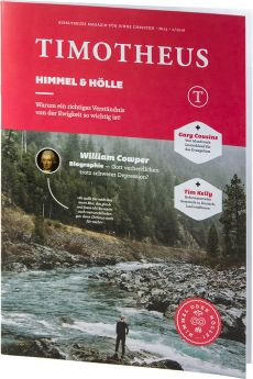 Timotheus Magazin Nr. 23 - 04/2016 - Himmel & Hölle