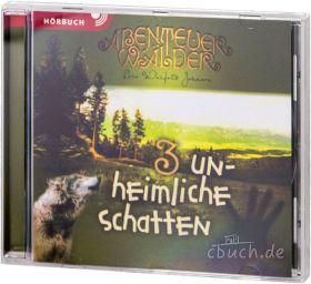 Johnson: Unheimliche Schatten - Die Abenteuerwälder 3 (MP3-Hörbuch)