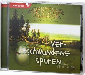 Lois Walfrid Johnson: Verschwundene Spuren (MP3-Hörbuch) - Die Abenteuerwälder 4