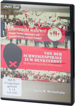 Winkelhake: Von der Schweigespirale zum Denkverbot - DVD