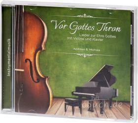 Vor Gottes Thron (Audio-Musik-CD)