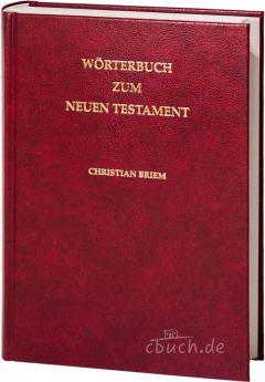 Briem: Wörterbuch mit Konkordanzteil