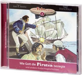 Beeke & Kleyn: Wie Gott die Piraten besiegte (MP3-Hörbuch)