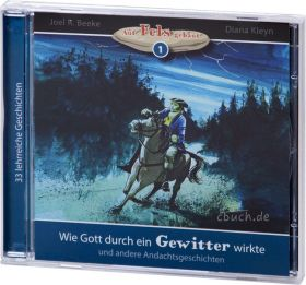 Beeke & Kleyn: Wie Gott durch ein Gewitter wirkte (MP3-Hörbuch)