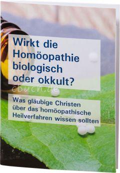 Botzen: Wirkt die Homöopathie biologisch oder okkult?